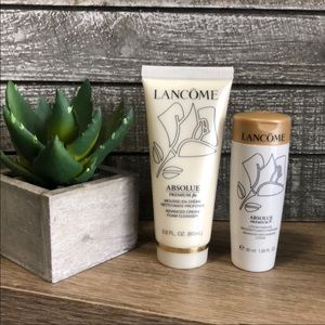 Lancôme Absolue Bx Premium Cleanser & Replenisher